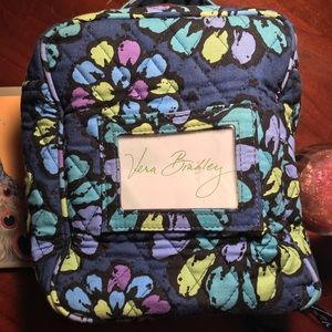 Gently used Vera Bradley fabric soft lunch bag